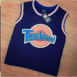 Other - 🎬💥 NEW Space Jam 'Bugs' Toon Squad Jersey 💥🎬